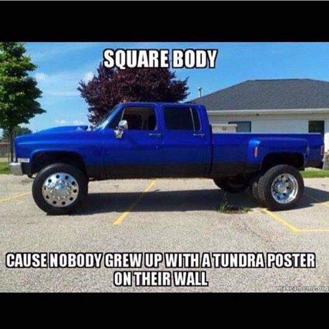 #squarebody #lifted #chevy #crewcab #dually