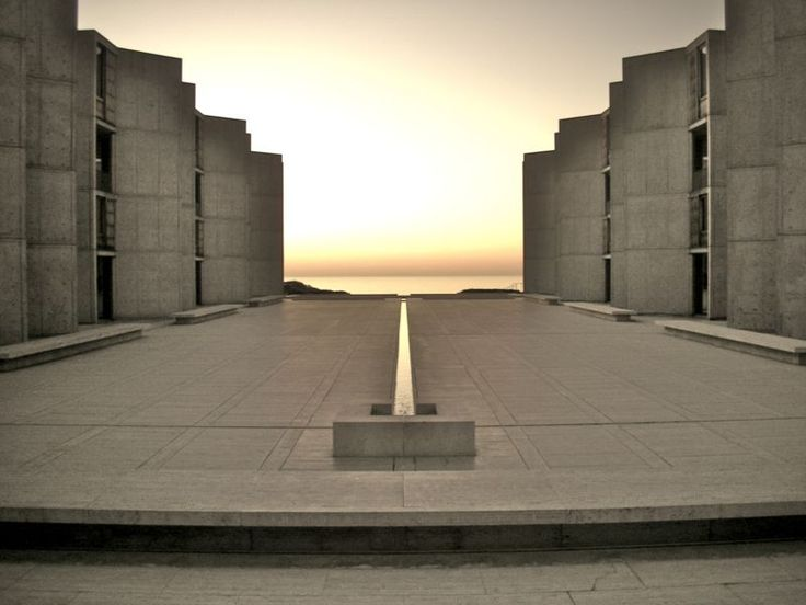 Salk Institute...I definitely want to go here some day