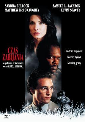 Czas zabijania (1996)  | Czarnoskóry Carl Lee zabija gwałcicieli swojej córki. Staje przed białą ławą przysięgłych na głębokim Południu USA, gdzie nadal działa Ku Klux Klan.