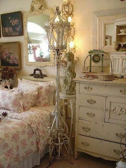 52 Best Vintage Paris Bedroom Ideas Images On Pinterest