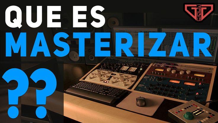 Como Masterizar (Tutorial en Epañol)