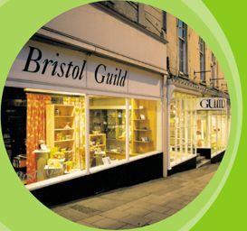Bristol Guild - unique gifts, fine china, glass art, ceramic art, designer jewellery, silver jewelry, unusual gifts