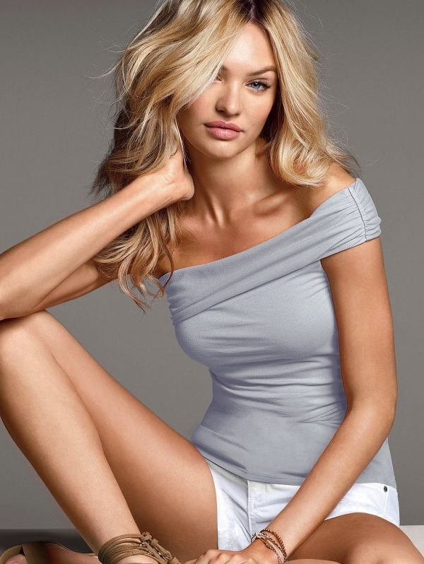 Candice Swanepoel Daily