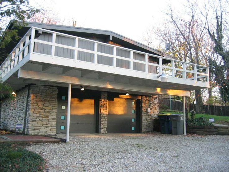 Indiana Mid Century Homes Shull Home Modern