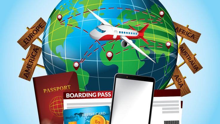 Mit diesen Tipps und auf diesen Websites finden digitale Nomaden billige Flüge und reisen günstiger als normalerweise. Wir verraten sie euch!