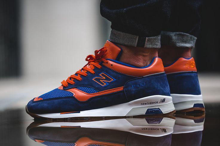 Chaussures De Sport Pour Les Hommes En Vente, Bleu, Nylon, 2017, 46 Nouvel Équilibre
