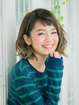 愛されミディアム - 24時間いつでもWEB予約OK!ヘアスタイル10万点以上掲載!お気に入りの髪型、人気のヘアスタイルを探すならKirei Style[キレイスタイル]で。