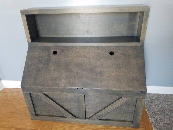 Wood Toy Chest I Wood Storage I Toy Shelf I Toy Storage I Wood Toy Bin Toy Bin I Wood Furniture I Home And Living I Decor Wood Toy Chest Farmhouse