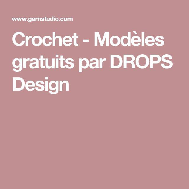 Crochet - Modèles gratuits par DROPS Design