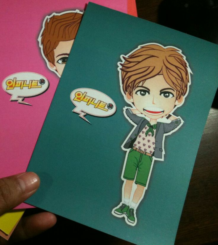 postCARD | Dongwoo ver. | ORDER NOW | created by +Ratna Har (Little Lumut)