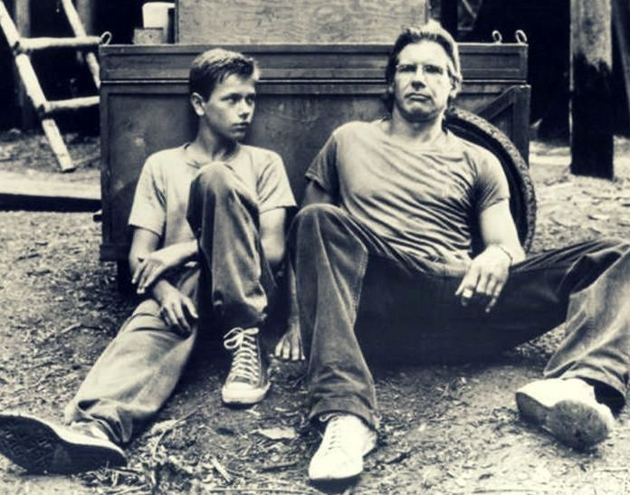 """[I had been] proud to watch him grow into a man of such talent, integrity, and compassion."" ~Harrison Ford about River Phoenix"