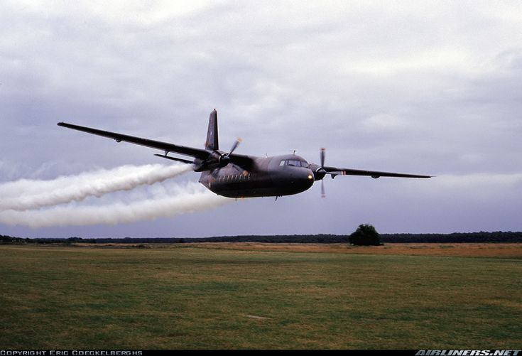 Fokker F-27-... Friendship aircraft picture
