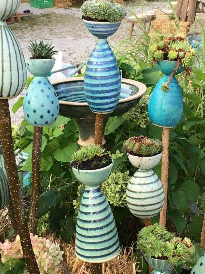 Bastelnbeton Notes2 Dogstyle Gq Keramik Projekte Topferarbeiten Gartentipps