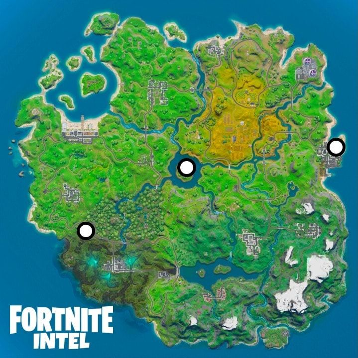 How To Complete Fortnite Winterfest Day 14 Challenge All Locations The Fortnite Winterfest Event Is Wrapping Up And Her Winterfest Fortnite Holiday Stockings