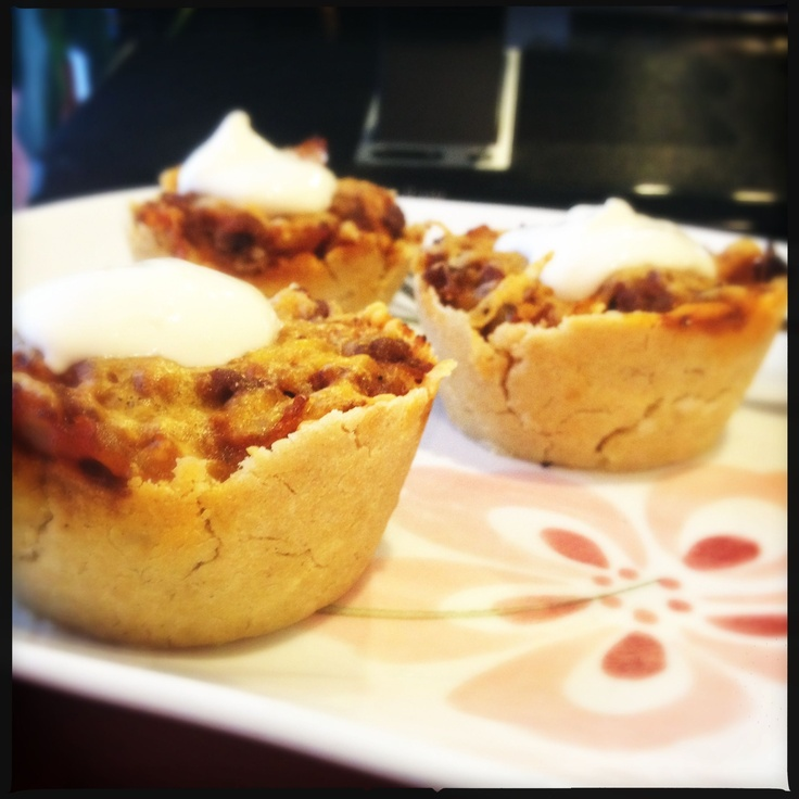 Individual Pinto And Black Bean Tamale Pies Recipe — Dishmaps