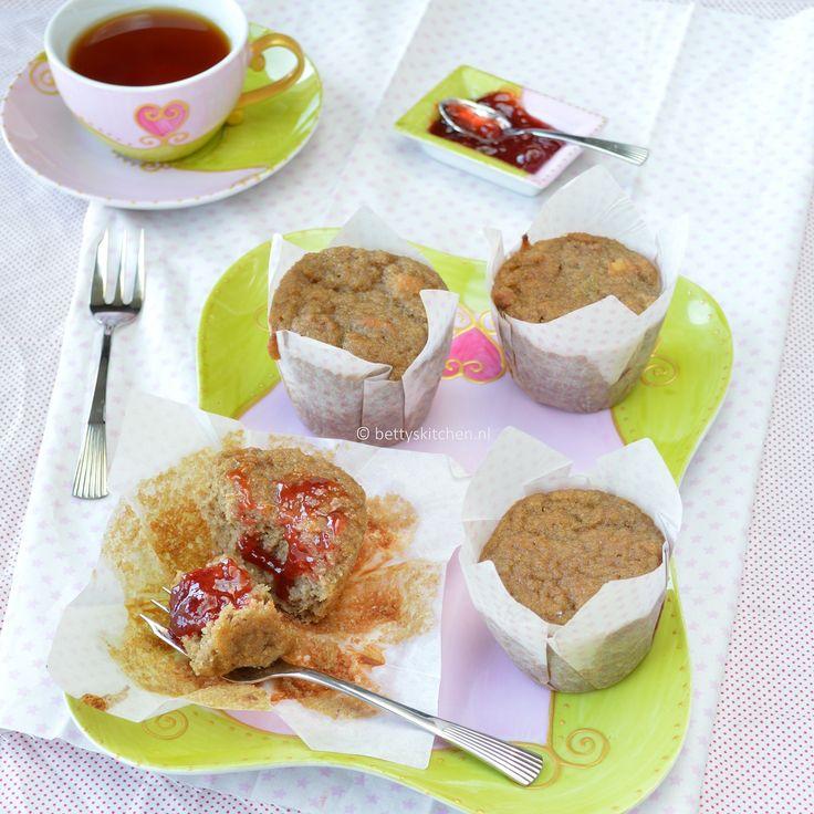 Rabarber muffins 5
