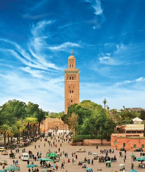 The Moroccan markets will have your wallet in a spin! So many things to by, so many things to taste! Arriving and departing by Private Jet will make the experience even more memorable.
