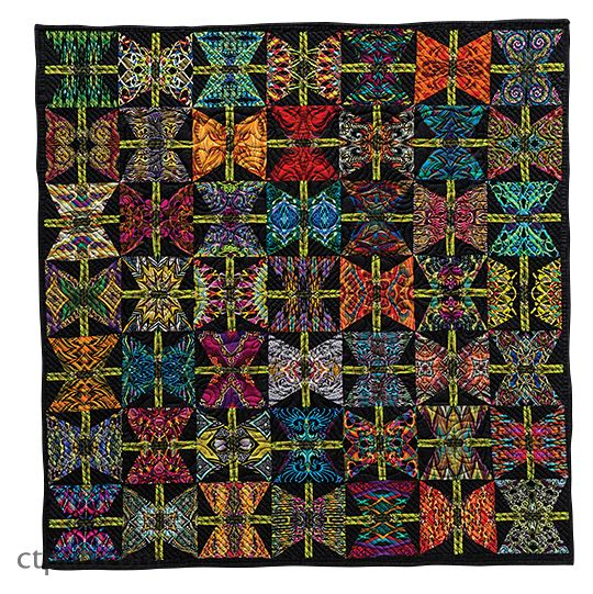 98 Best Images About Kaleidoscope Quilts On Pinterest