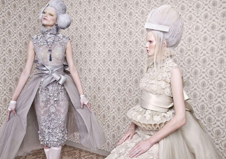 Mademoiselle Geisha by Amato Couture