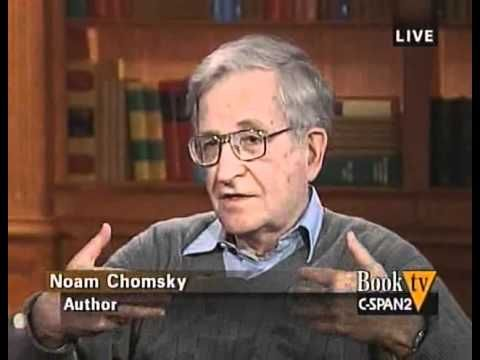 Noam Chomsky - In Depth - Pirates and Emperors Part 1