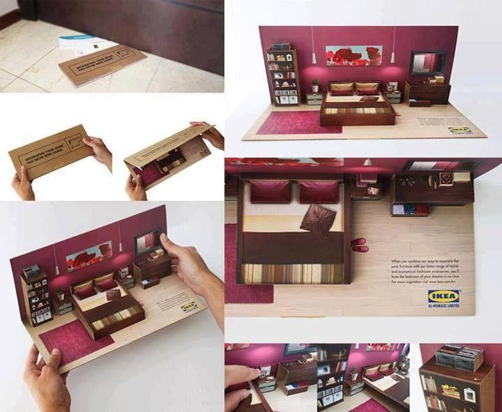 Ikea Brochure Design.