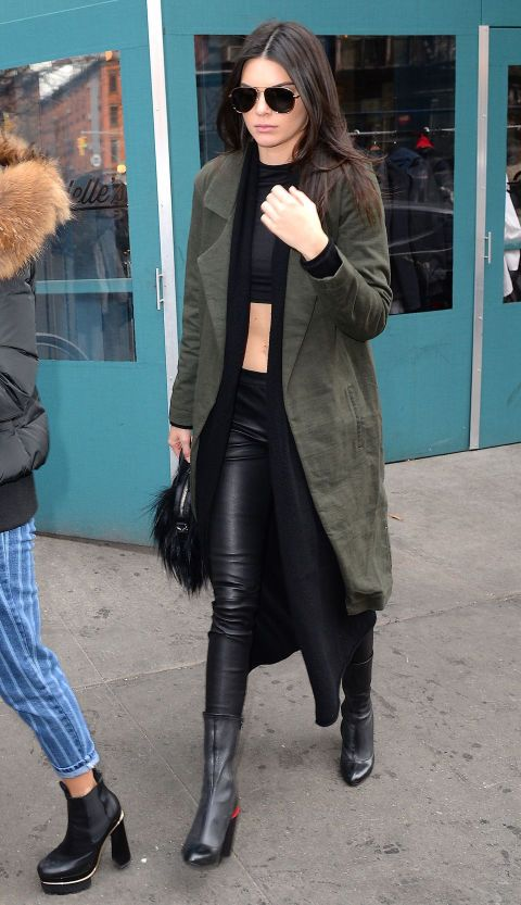 See 137 of Kendall Jenner's best street style looks of all time: