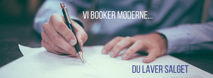Professionel mødebooking betaler sig. #marketing #telemarketing #business