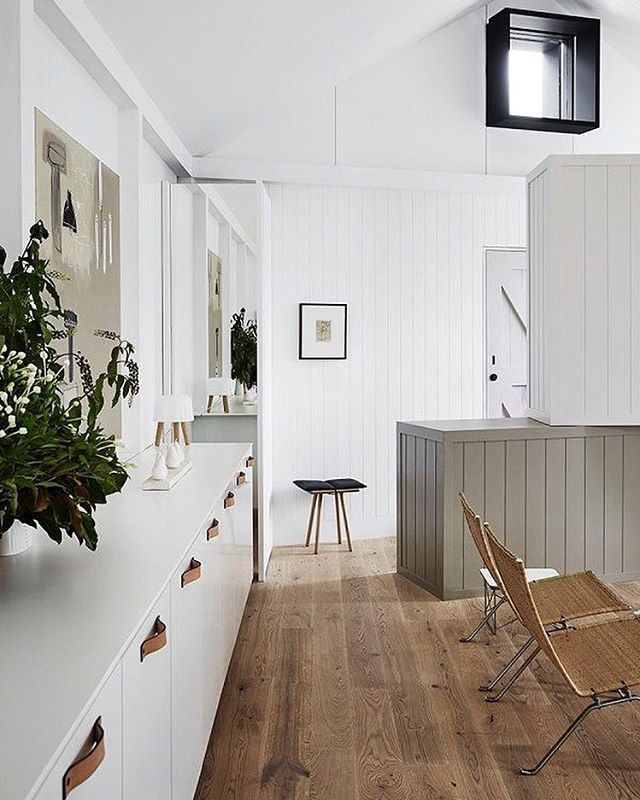 This space from @whitingarchitects is the main inspo for my new kitchen family room dining room living space extraordinaire. Now if we could just get our freakin permits so we can continue the overhaul, that would be nice. #bureaucracyatitsfinest #themanshutusdown