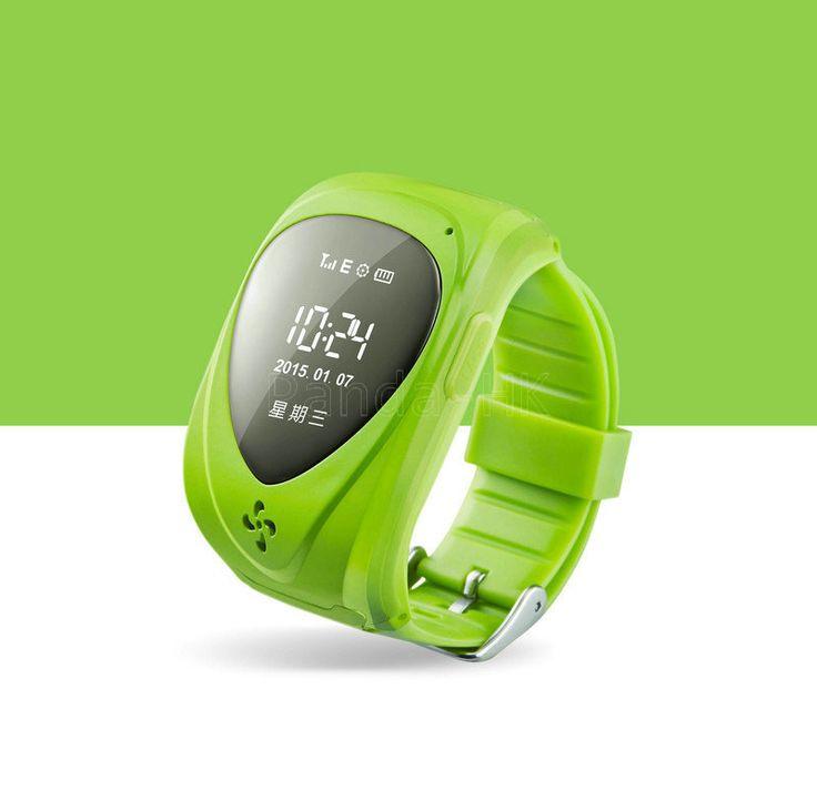 GPS часы для детей.