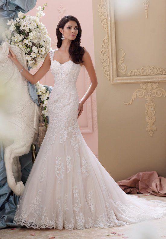 Perfect David Tutera for Mon Cheri Emerson Wedding Dress The Knot