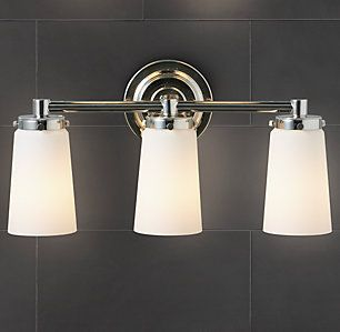 23 best master bathroom images on pinterest bathrooms master bathroom and master bathrooms Bathroom light fixtures chicago
