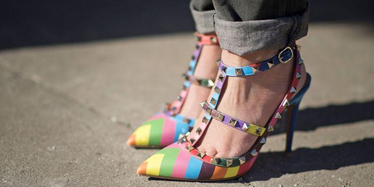 Valentino 'Rockstud' Shoes