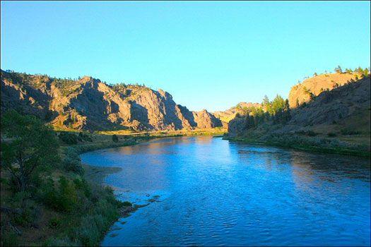 Missouri River, Montana, USA  #Cheapflights2013