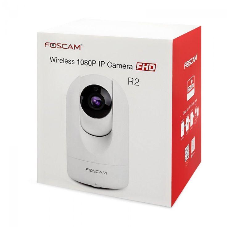 [Recensione] Foscam R2 Telecamera IP Wi-Fi Full HD Motorizzata
