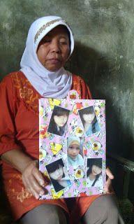 Koran Online Pekalongan Dan Sekitarnya: Curhatan Ibunda Diana Riski Korban Jambret Sadis Yang Meninggal Tabrak Tiang Listrik