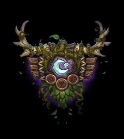 Wow Druid Tattoo Druid crest wor...