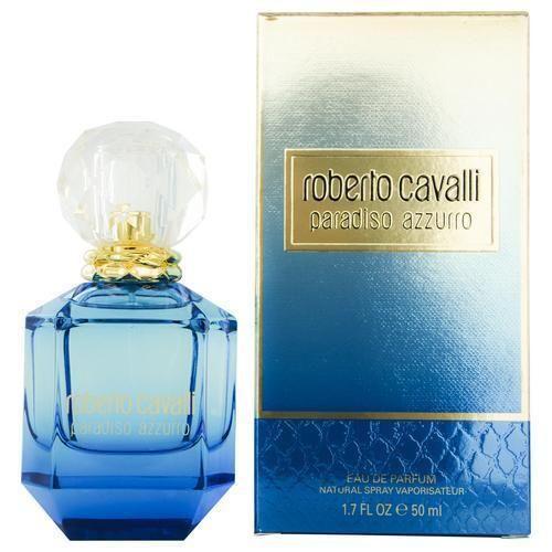 Roberto Cavalli Paradiso Azzuro By Roberto Cavalli Eau De Parfum Spray 1.7 Oz