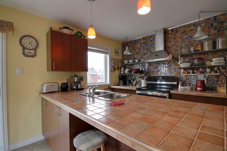 comptoir en céramique | champetre-ceramique-comptoir-cuisine