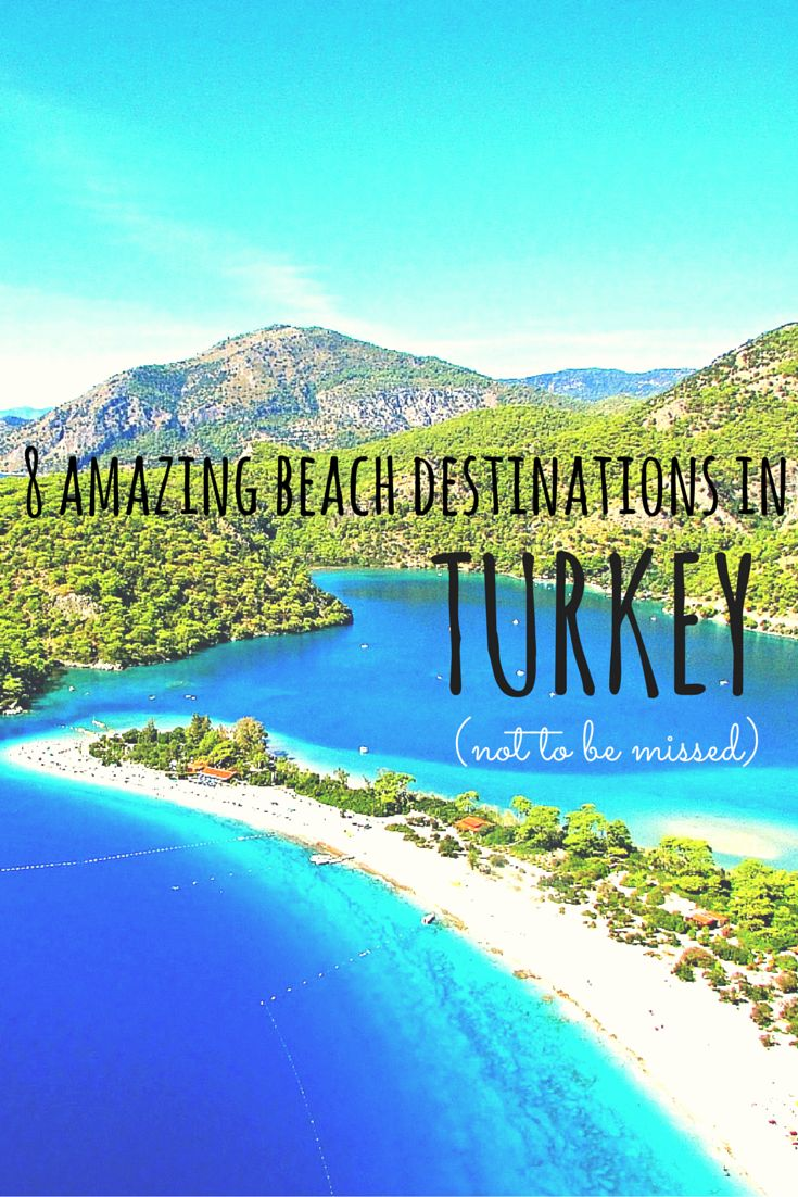 8 Amazing beach destinations in Turkey (not to be missed) — ANI ON THE ROAD