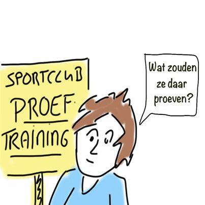 Tja…het is niet makkelijk om elkaar goed te begrijpen in de sport. Wie kent er sportuitdrukkingen die tot verwarring kunnen leiden?