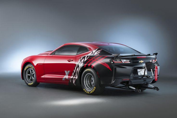 Photoset: 2016 Chevrolet COPO Camaro Concept [SEMA 2015] #camaro #camarocopo #sema2015 #chevrolet #cars #autos #tuning #camaro #gm #hot #design #performance #sema
