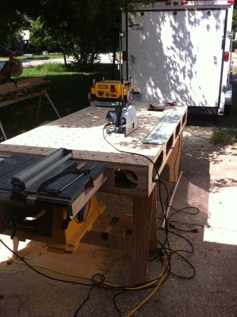 Outstanding Ideas Diy Workbench Youtube Woody Work Perfect Machost Co Dining Chair Design Ideas Machostcouk