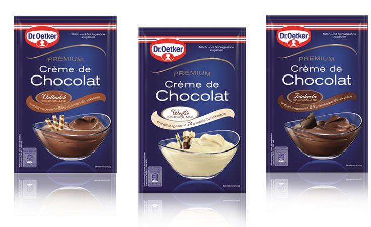 Dr. Oetker Premium Crème de Chocolat