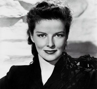 Katherine Hepburn, loved her movies, her style, her complete independence
