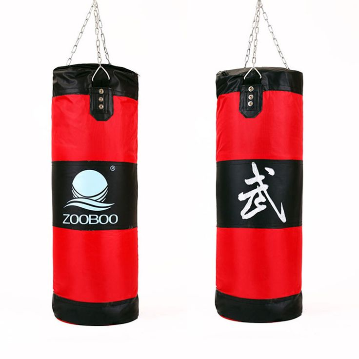 check price new 100cm training fitness mma boxing bag hook hanging saco de boxe kick fight bag sand punch #sand #bags