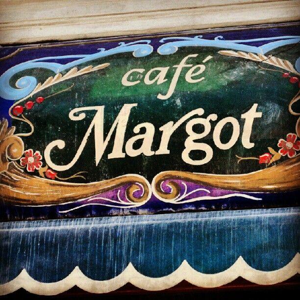 Café Margot, en Boedo.