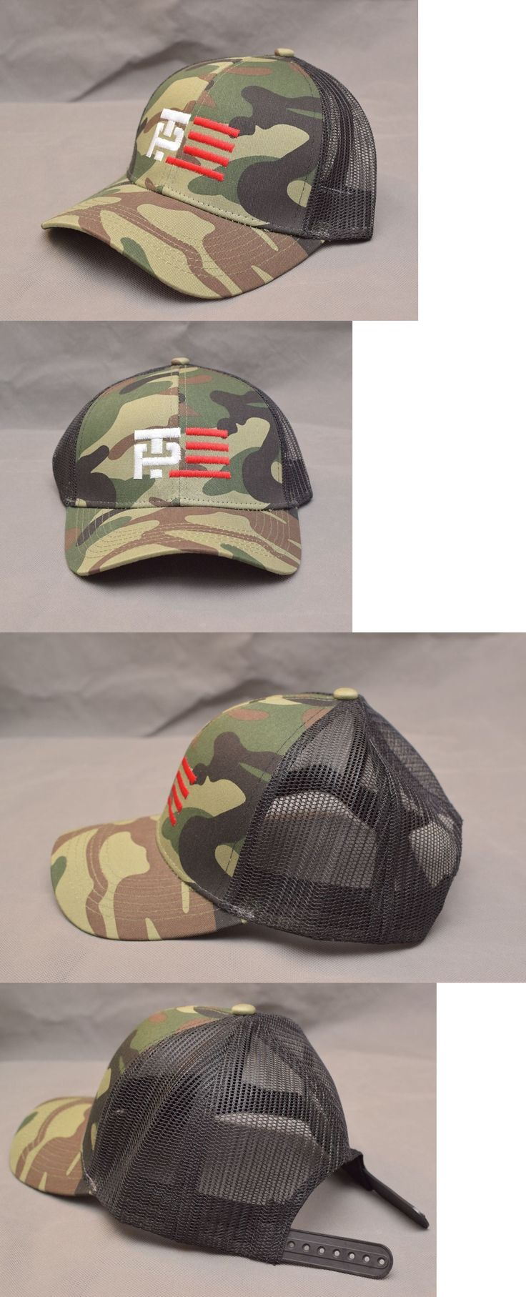 donald trump: Make America Great Again-Donald Trump Hat Republican 2016- Tp Flag Army Camo Cap -> BUY IT NOW ONLY: $2.99 on eBay!