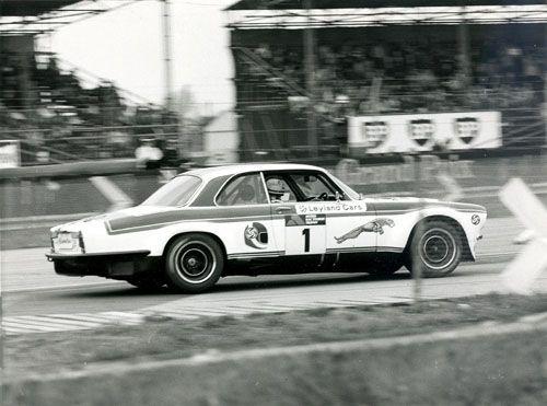 Jaguar XJ12 Coupe Broadspeed Racing 1976 | Jaguar ...