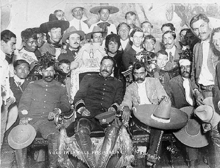 Villa y Zapata-