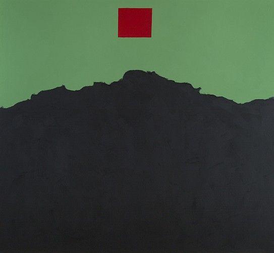 Walter Darby Bannard (Represented), Truk 1958, Alkyd resin on canvas